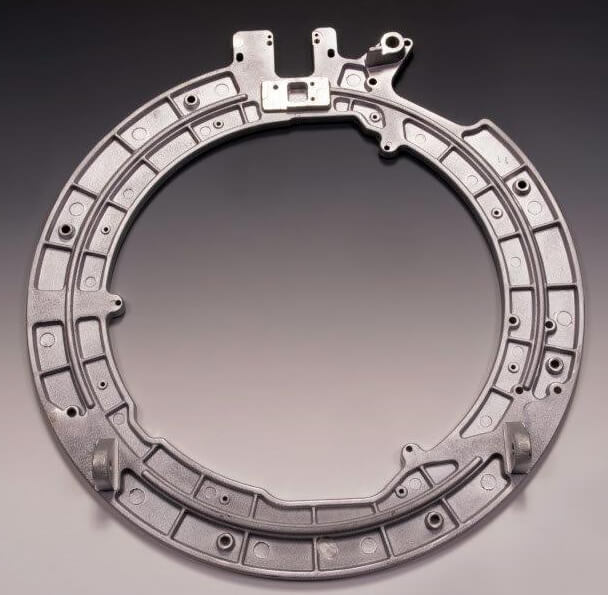 Aluminum Permanent Mold Casting - Batesville Products (800) 758-2372