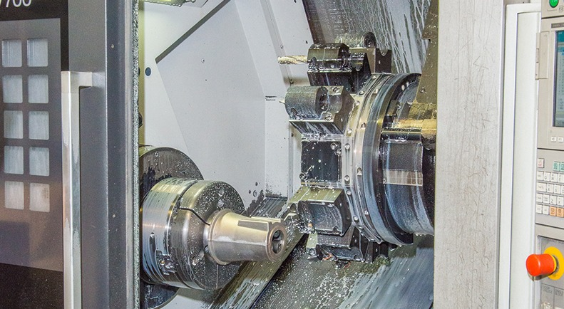 part machining